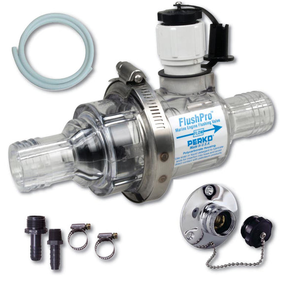 "Perko Flush Pro Valve Kit - 5/8"" [0457DP4]"