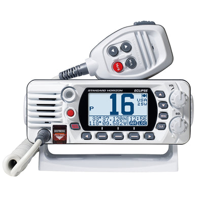 Standard Horizon GX1400 Fixed Mount VHF - White [GX1400W]