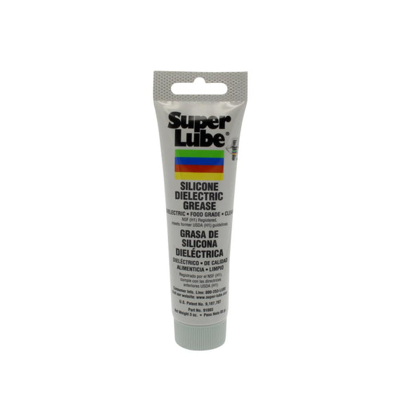 Super Lube Silicone Dielectric Grease - 3oz Tube [91003]