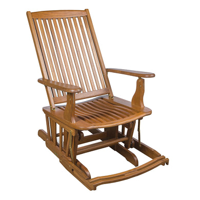 Whitecap Glider Chair - Teak [60097]
