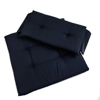 Whitecap Seat Cushion Set f/Directors Chair - Navy [97242]