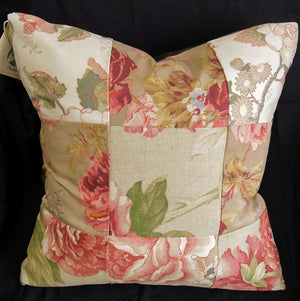 Cotton pillow 13 & 14, pair