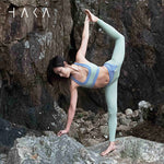 Orite Legging Fern Green - HAKA Active Yoga Activewear