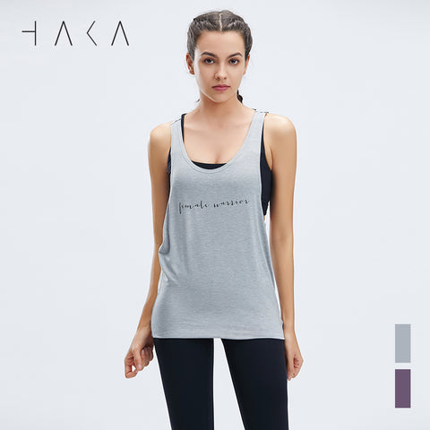 Wide Open Tank - HAKA Active Yoga Activewear