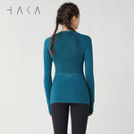 MANAWA Long Sleeve - HAKA Active Yoga Activewear