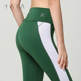 WAI UA Legging Moss Green - HAKA Active Yoga Activewear