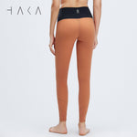Orite Legging Red Fox - HAKA Active Yoga Activewear