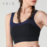 MAHI Bra Jet Black - HAKA Active Yoga Activewear