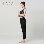 KUTU Bra Top 2.0 Navy - HAKA Active Yoga Activewear
