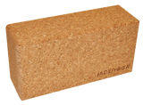 JADE Cork Block - HAKA Active Yoga Activewear