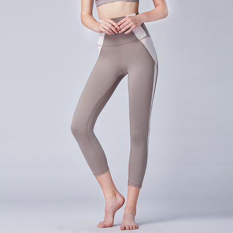 KUTU Crop Legging Labrador - HAKA Active Yoga Activewear