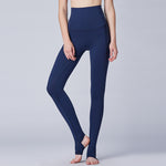 HAKA Stirrups Legging Navy - HAKA Active Yoga Activewear