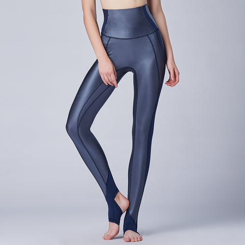 IKA Stirrups Legging Rocky - HAKA Active Yoga Activewear