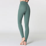 TOENGA Legging Mica Green - HAKA Active Yoga Activewear