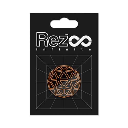 Rez Infinite - Player Form 00 Pin