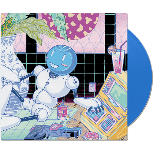 2064: Read Only Memories Vinyl Soundtrack