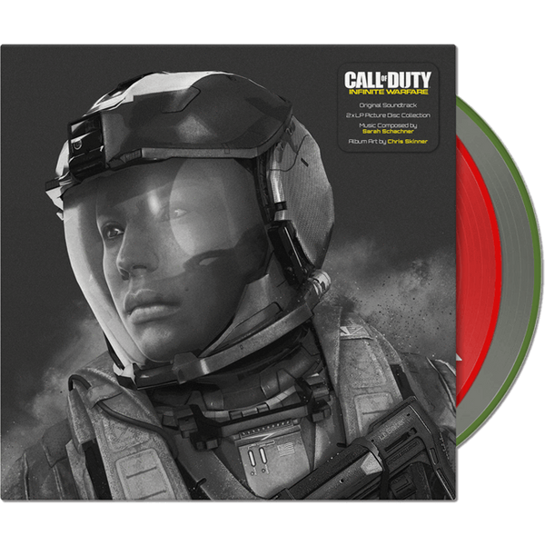Call of Duty Infinite Warfare - Vinyl Soundtrack 2LP