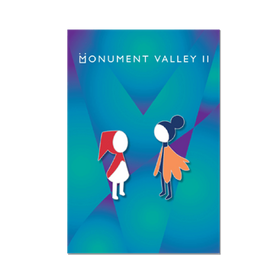 Monument Valley 2 - Mother & Child Pin Set