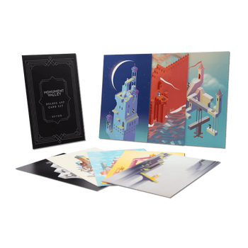 Monument Valley - Deluxe Art Card Set