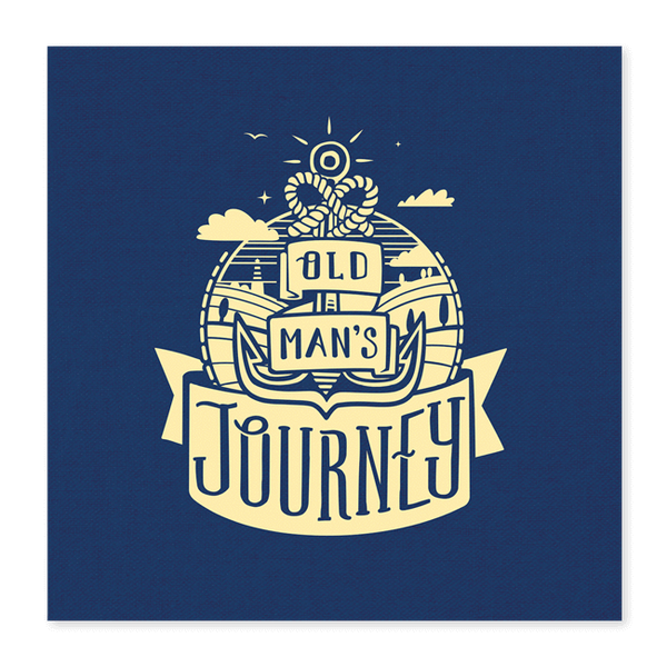 "OLD MAN'S JOURNEY - 2xLP 10"" VINYL SOUNDTRACK"