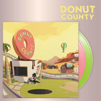 Donut County Vinyl Soundtrack アナログレコード