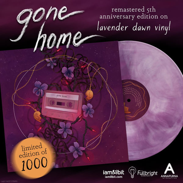Gone Home Vinyl Soundtrack (5th Anniversary Edition)