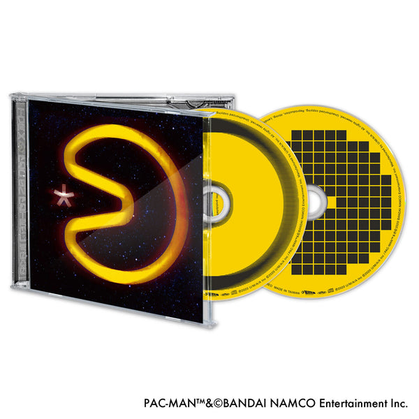 Various Artists - JOIN THE PAC - PAC-MAN 40th ANNIVERSARY ALBUM -