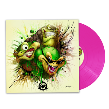 Battletoads: Smash Hits 2xLP【アナログレコード】