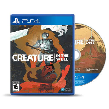 クリーチャーインザウェル / Creature in the Well (PlayStation 4 Physical Edition)
