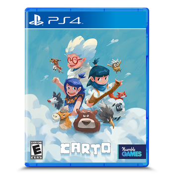 カート / Carto - Playstation 4 Physical Version