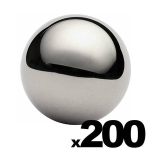 "200 - 5/8"" Inch G25 Precision Chrome Steel Bearing Balls"