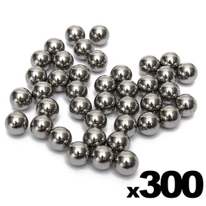 "300 - 5/32"" Inch G25 440c Stainless Steel Bearing Balls"