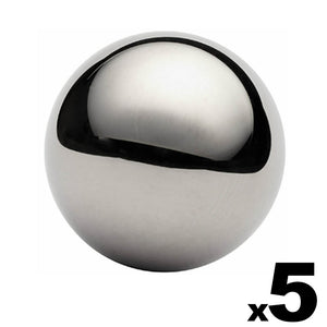 "5 - 5/8"" Inch G25 Precision Chrome Steel Bearing Balls"