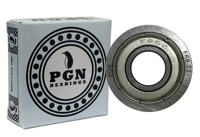 "FR6-ZZ Flanged Bearing - 3/8""x7/8""x9/32"""