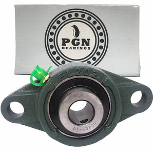 "UCFL202-10 Pillow Block Flange Mounted Bearing 5/8"" Inch Bore"