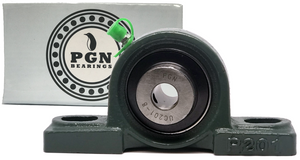 "UCP201-8 Pillow Block Ball Bearing - 1/2"" Bore"