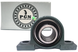 "UCP208-24 Pillow Block Mounted Ball Bearing 1-1/2"" BORE"