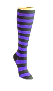 Striped Socks - Knee High