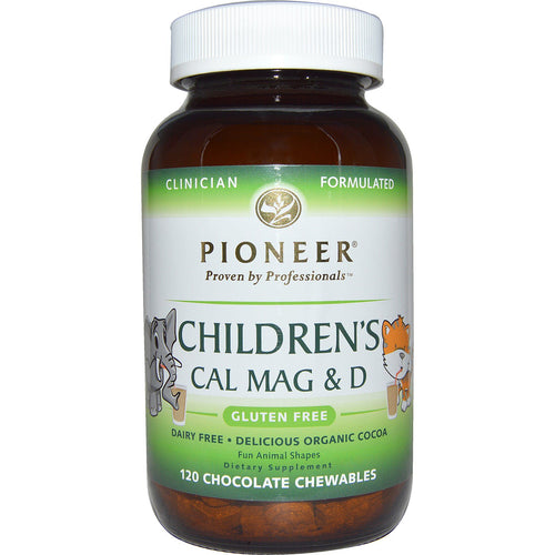 Children's Cal Mag & D Chocolate Chewables