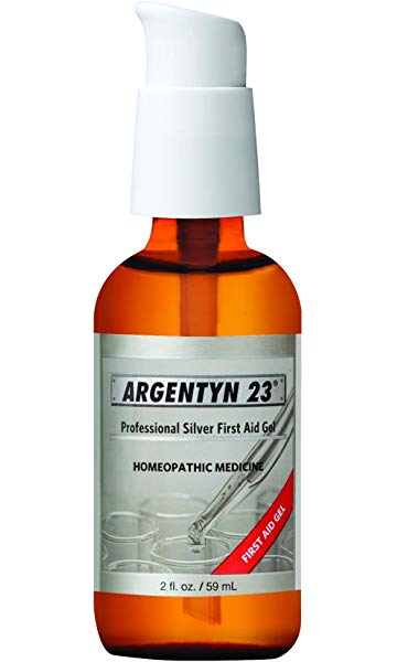 Argentyn 23 Bio-Active Silver First Aid Gel (1 fl oz.)