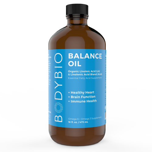 BodyBio Balance Oil (16 fl oz.)