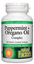 Load image into Gallery viewer, Peppermint + Oregano Oil Complex