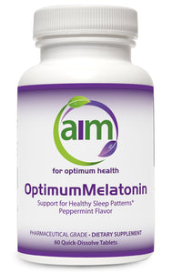 OptimumMelatonin (60 dissolve tabs)