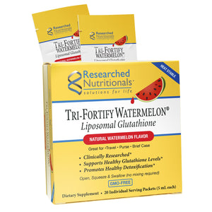 Tri-Fortify Watermelon 20 Pack Box