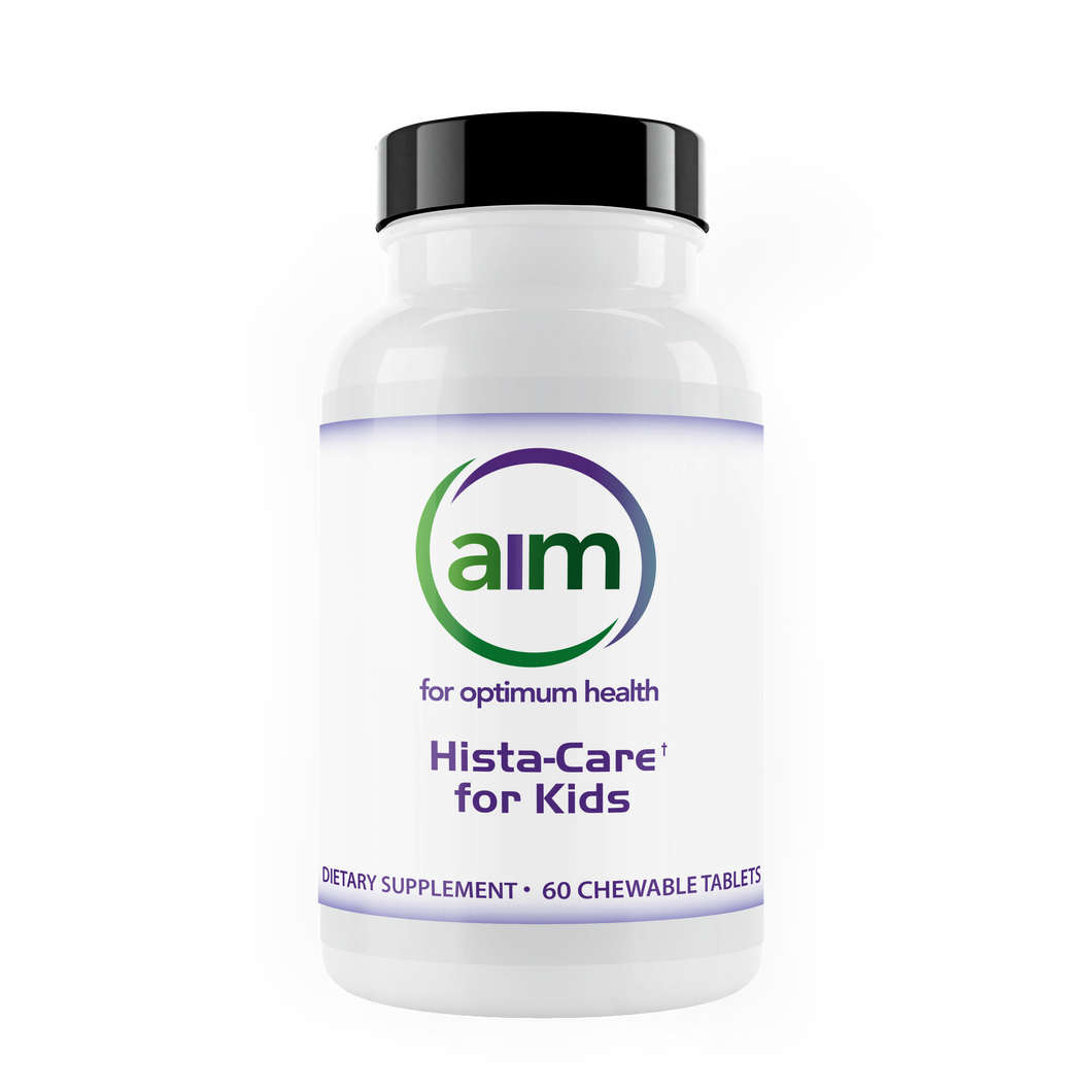Hista-Care for Kids (60 chewable tablets)