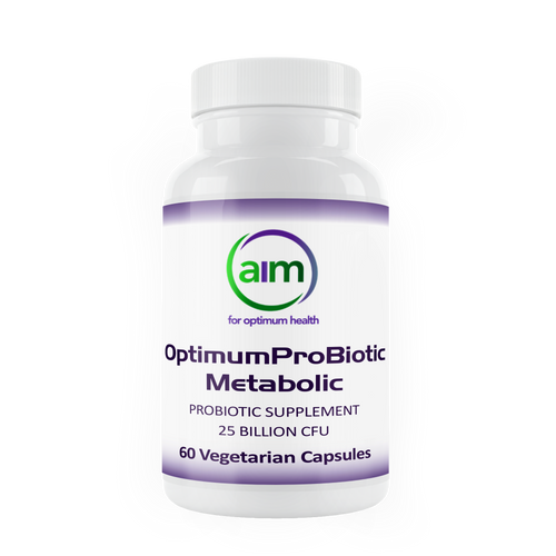 OptimumProBiotic Metabolic (60 caps)
