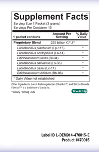 SuperProbio225 (15-3g packets)