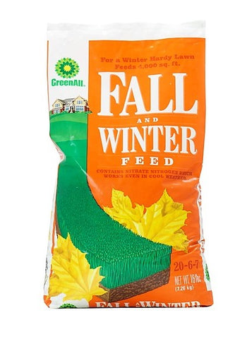 GreenAll Fall and Winter Feed
