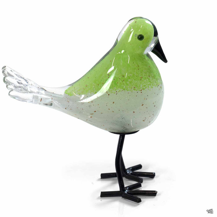 ApricotMint Glass finch green
