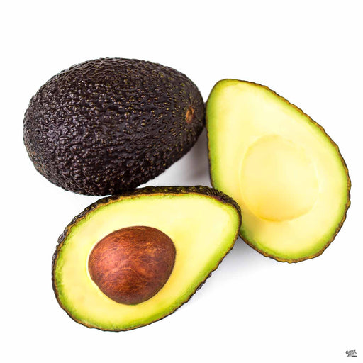 Hass Avocado fruit